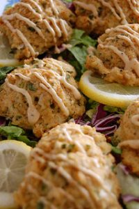 (Image credit: Baked Crab Cakes via photopin (license))