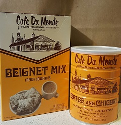 Beignets and Coffee!